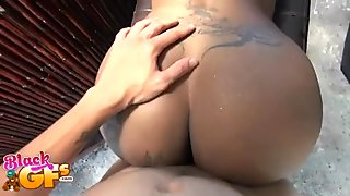 Hairless pussy lanced by penis