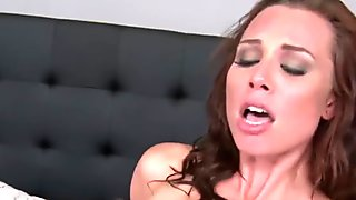 Aidra Fox is Ridiculously Hungry for Big Dick