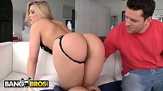 BANGBROS - PAWG Alexis Texas Shows Off Her fat & jummy white Big Ass