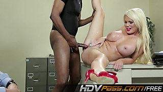 HDVPass Alexis Ford Gets Loves Big Black Cock