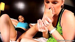 Amy Faye Amanda Bryant Foot Smelling Feet Fetish