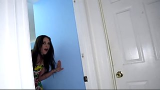 TeensLoveAnal - Horny Step-Daughter Ass-Fucked By Her Step-Dad