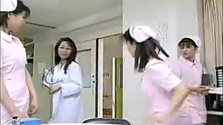 日本人看護婦がsnahbrandyによってしなければならなかったこと