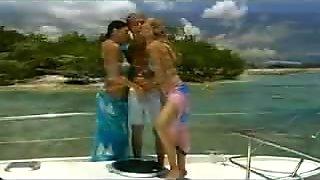Group Fucking In A Pleasure Boat