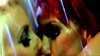 Puma Swede and Rhyse Richards - Lesbian Fuck Buddies