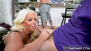 Mature fit milf xxx Step Mom s New Fuck Toy - Alura Jenson