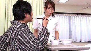 Anri Sugisaki, Miyu Nakatani, Hibiki Otsuki, Amateur in Horny Nurses in the ICU part 3
