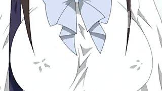 Uncensored Anime Yuri Anal Creampie Cartoon XXX